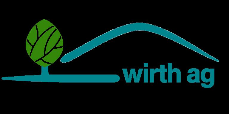 Logo Wirth AG - Gartenbau